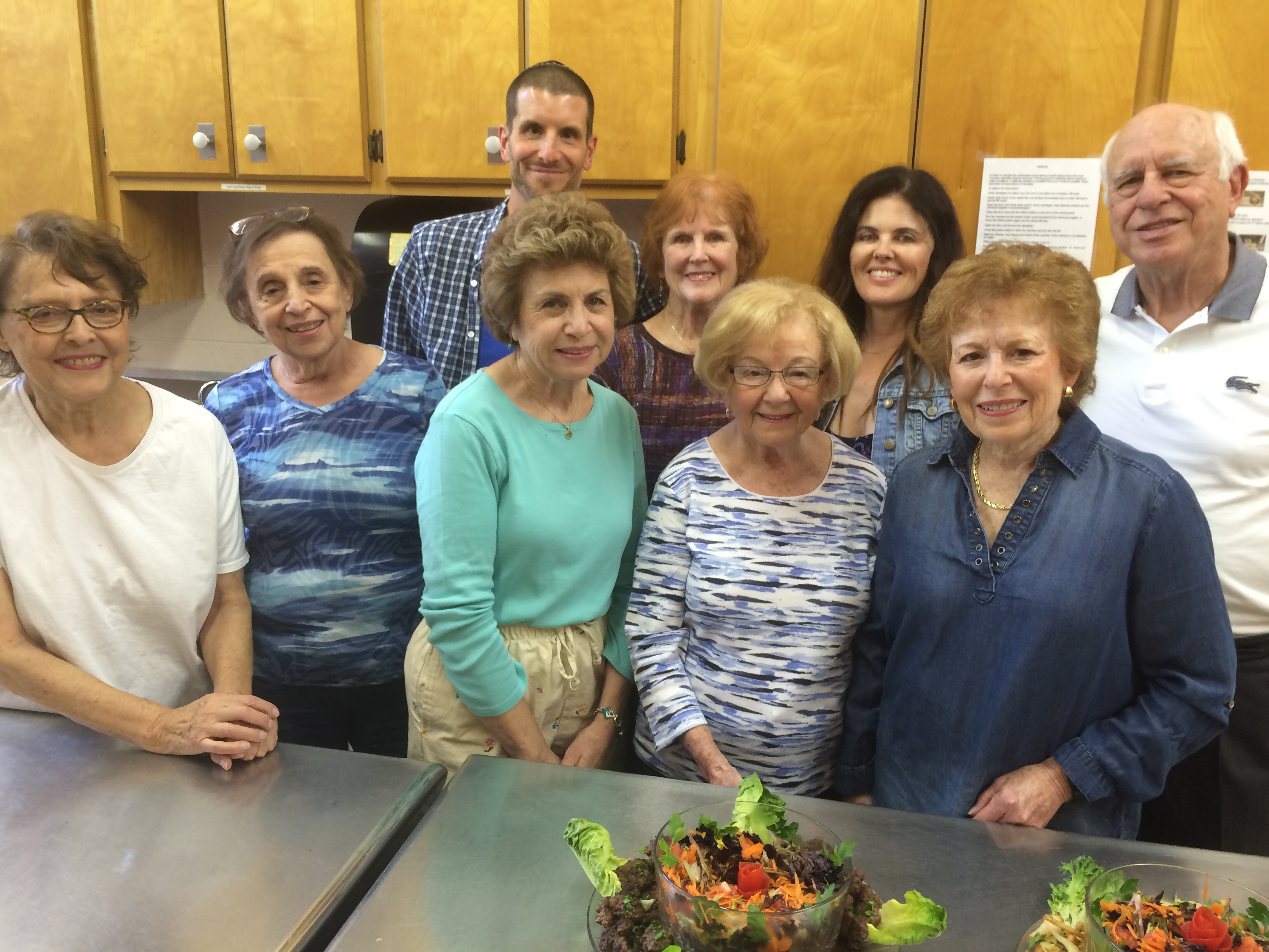 Jewish Cooking Class, May 3